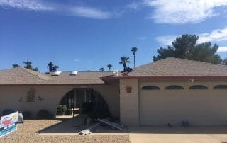 Five star AZ roofing company for repairs and installs