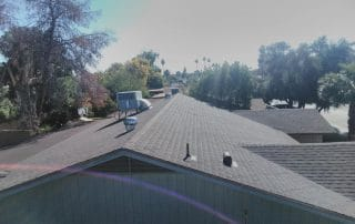 Foam roof coating and maintenance services in Arizona
